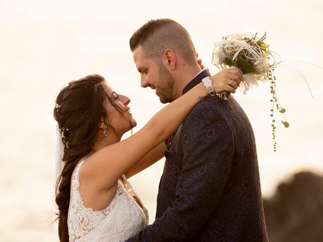 La boda de Eloy y Cynthia en Vilanova I La Geltru, Barcelona 2