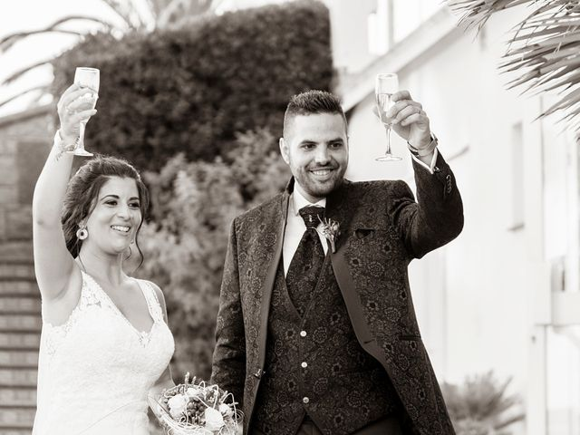 La boda de Eloy y Cynthia en Vilanova I La Geltru, Barcelona 76