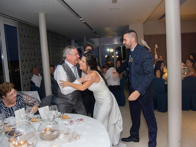 La boda de Eloy y Cynthia en Vilanova I La Geltru, Barcelona 77