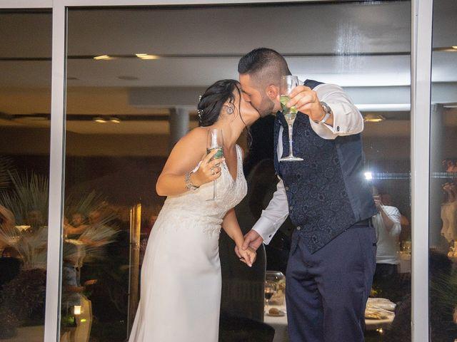 La boda de Eloy y Cynthia en Vilanova I La Geltru, Barcelona 79