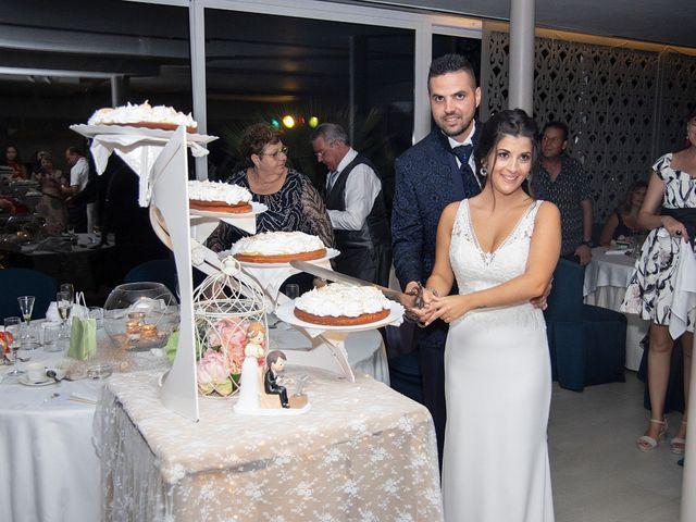 La boda de Eloy y Cynthia en Vilanova I La Geltru, Barcelona 81