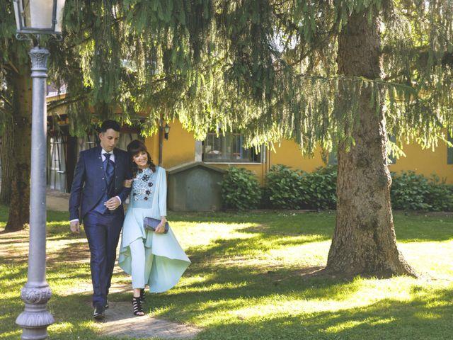La boda de Iñigo y Alba en Huarte-pamplona, Navarra 10