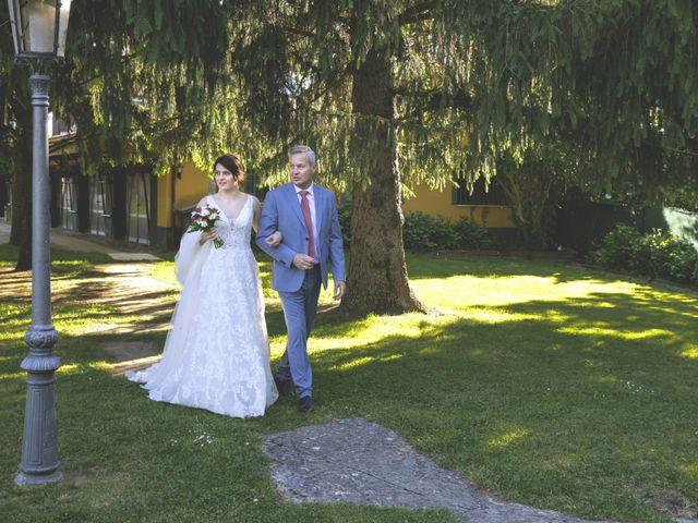 La boda de Iñigo y Alba en Huarte-pamplona, Navarra 11