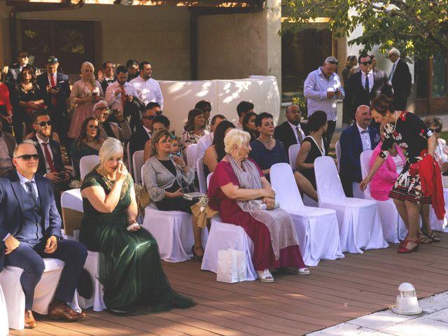 La boda de Iñigo y Alba en Huarte-pamplona, Navarra 12