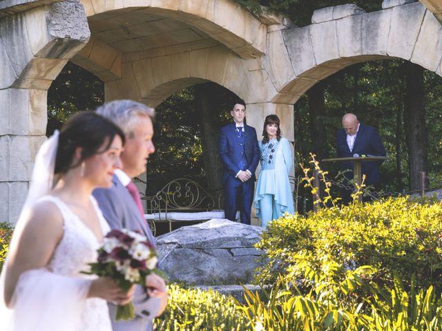 La boda de Iñigo y Alba en Huarte-pamplona, Navarra 13
