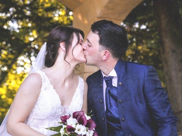 La boda de Iñigo y Alba en Huarte-pamplona, Navarra 2