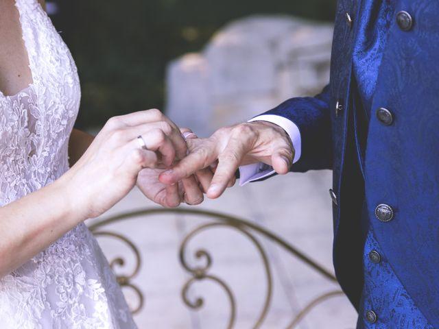 La boda de Iñigo y Alba en Huarte-pamplona, Navarra 14