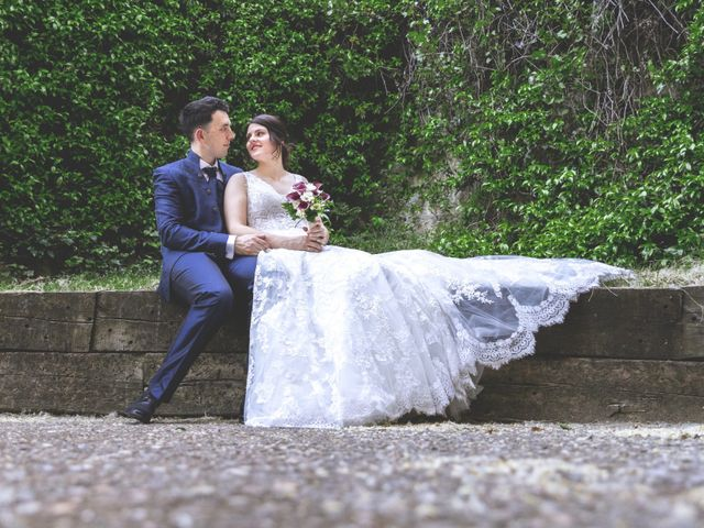 La boda de Iñigo y Alba en Huarte-pamplona, Navarra 15
