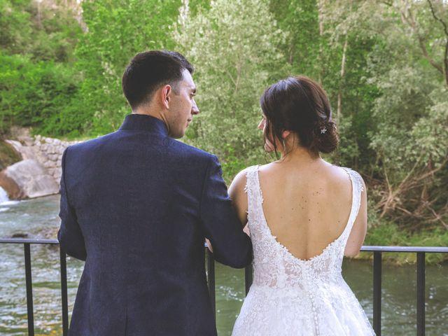 La boda de Iñigo y Alba en Huarte-pamplona, Navarra 16