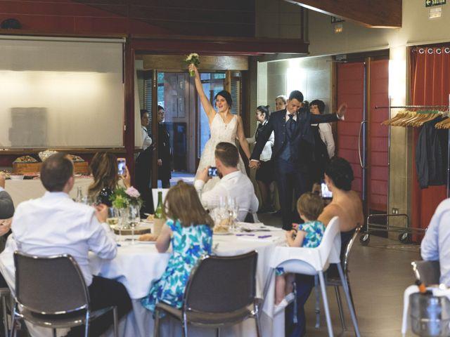 La boda de Iñigo y Alba en Huarte-pamplona, Navarra 17
