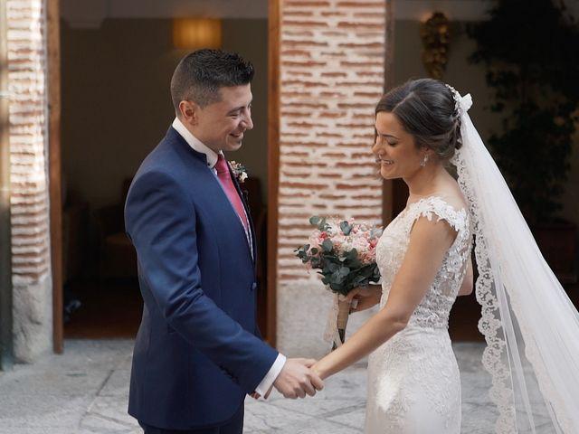 La boda de Jose Ángel y Raquel en Boadilla Del Monte, Madrid 3