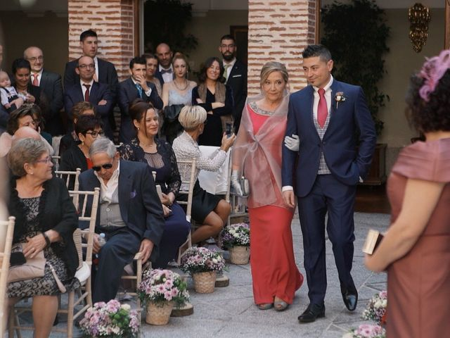 La boda de Jose Ángel y Raquel en Boadilla Del Monte, Madrid 6