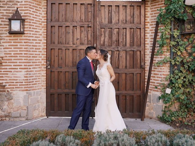La boda de Jose Ángel y Raquel en Boadilla Del Monte, Madrid 2