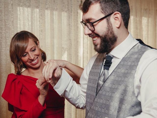 La boda de Alberto y Raquel en Naquera, Valencia 4