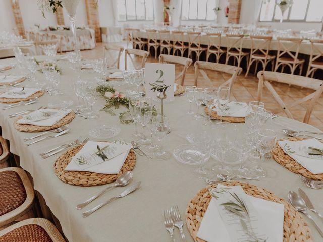 La boda de Alberto y Raquel en Naquera, Valencia 25