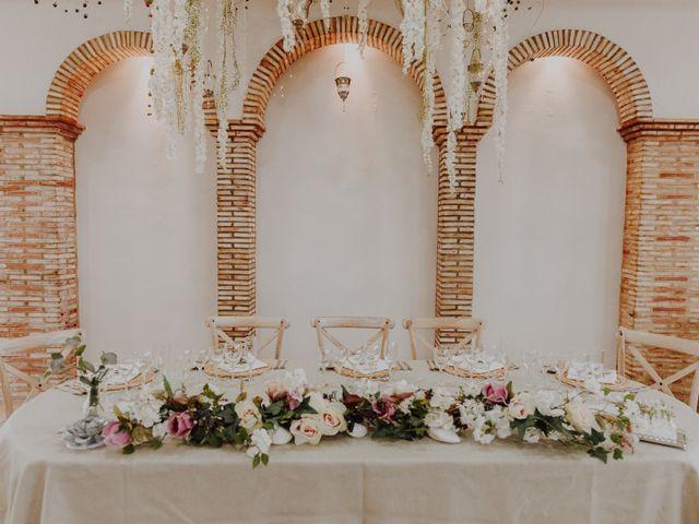 La boda de Alberto y Raquel en Naquera, Valencia 27