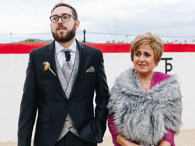 La boda de Alberto y Raquel en Naquera, Valencia 28