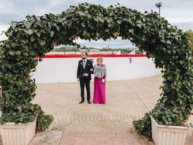 La boda de Alberto y Raquel en Naquera, Valencia 29