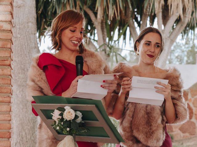 La boda de Alberto y Raquel en Naquera, Valencia 31