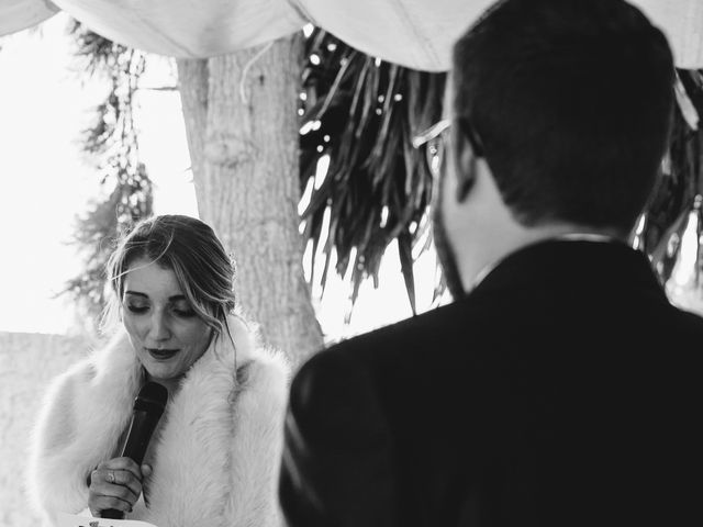 La boda de Alberto y Raquel en Naquera, Valencia 33