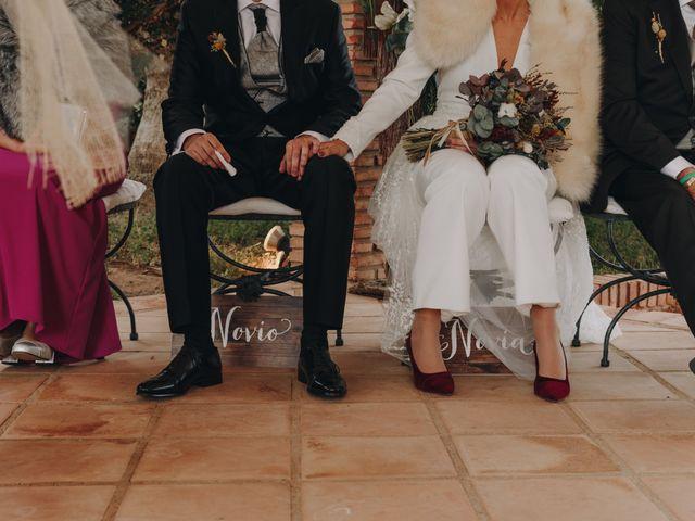 La boda de Alberto y Raquel en Naquera, Valencia 34