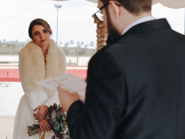 La boda de Alberto y Raquel en Naquera, Valencia 35