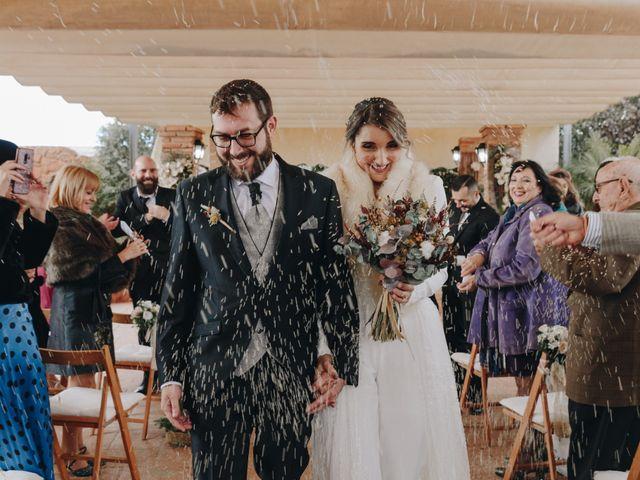 La boda de Alberto y Raquel en Naquera, Valencia 36