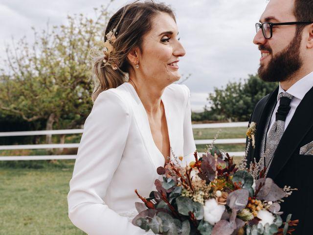 La boda de Alberto y Raquel en Naquera, Valencia 40