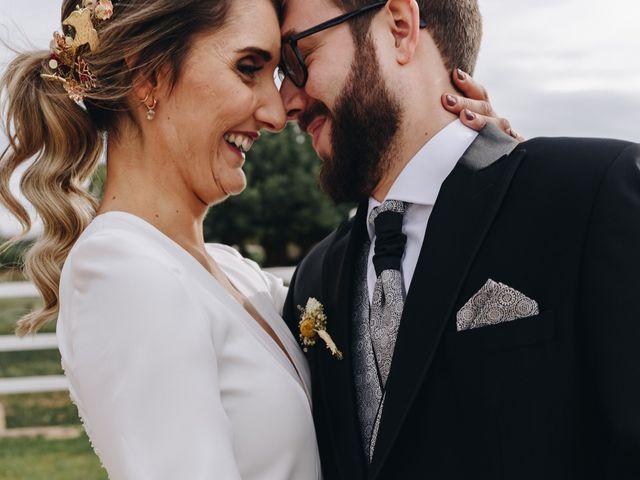 La boda de Alberto y Raquel en Naquera, Valencia 41