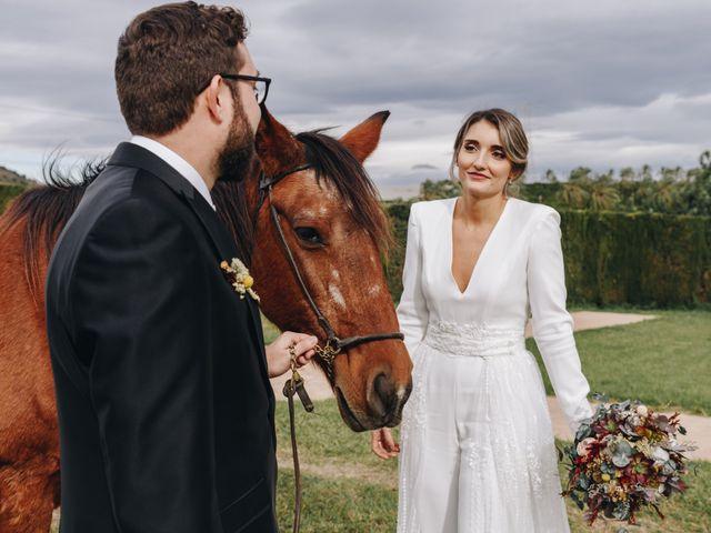 La boda de Alberto y Raquel en Naquera, Valencia 42
