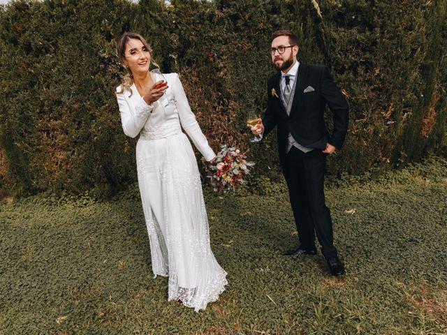 La boda de Alberto y Raquel en Naquera, Valencia 43