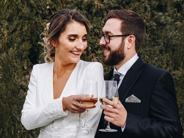 La boda de Alberto y Raquel en Naquera, Valencia 1