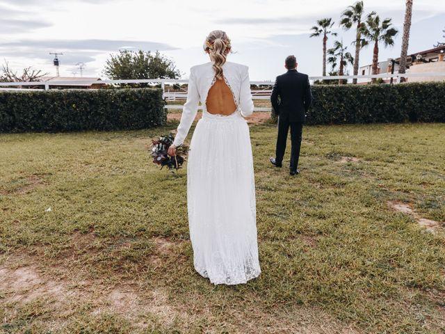 La boda de Alberto y Raquel en Naquera, Valencia 46