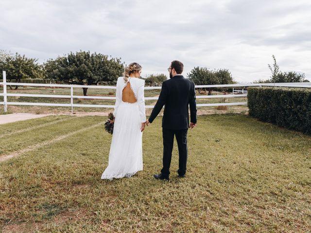 La boda de Alberto y Raquel en Naquera, Valencia 48