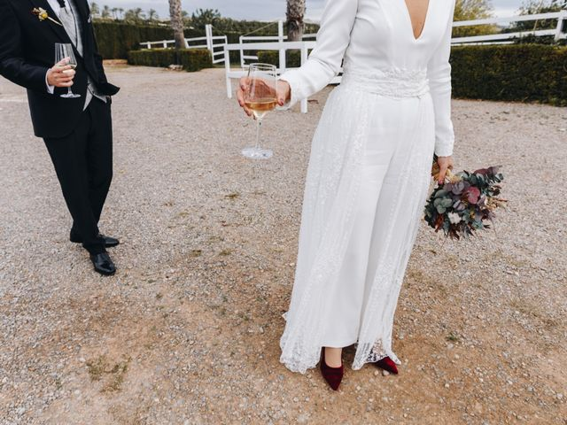 La boda de Alberto y Raquel en Naquera, Valencia 54