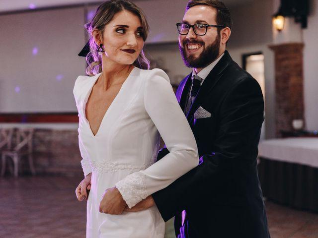 La boda de Alberto y Raquel en Naquera, Valencia 59