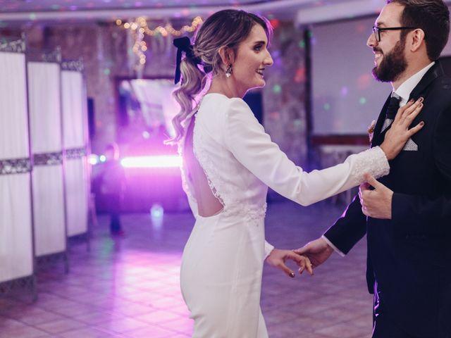 La boda de Alberto y Raquel en Naquera, Valencia 60