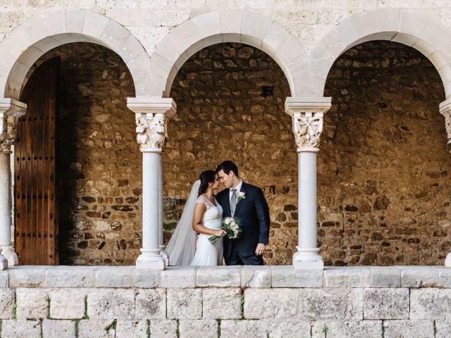 La boda de Laura y Martí