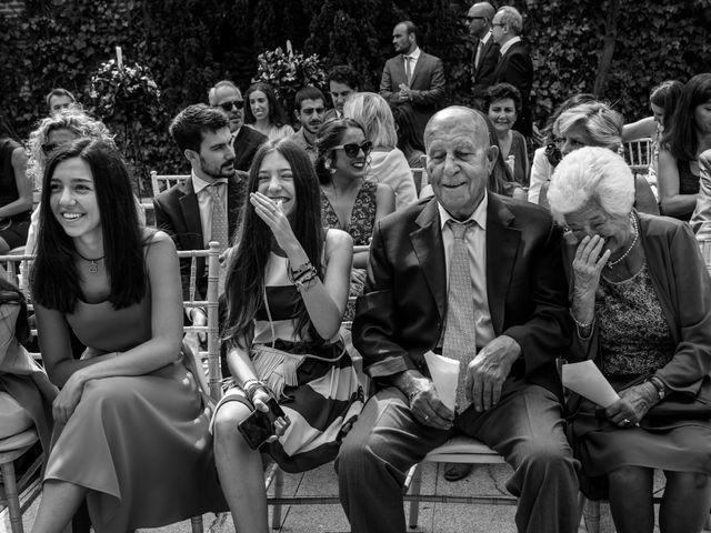 La boda de Patricia y Pedro en Boadilla Del Monte, Madrid 34