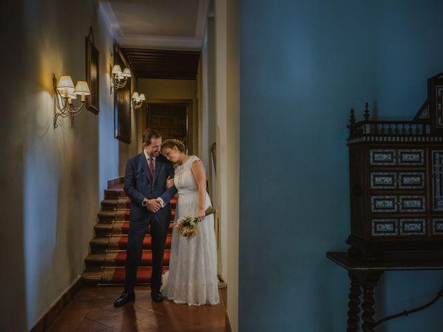 La boda de Patricia y Pedro en Boadilla Del Monte, Madrid 35