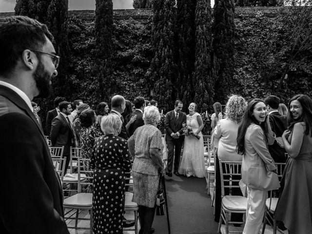 La boda de Patricia y Pedro en Boadilla Del Monte, Madrid 37