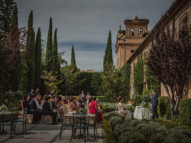 La boda de Patricia y Pedro en Boadilla Del Monte, Madrid 42
