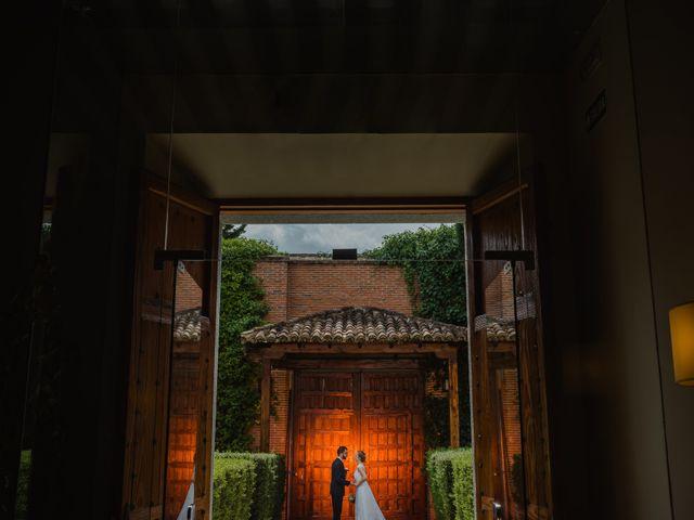 La boda de Patricia y Pedro en Boadilla Del Monte, Madrid 48
