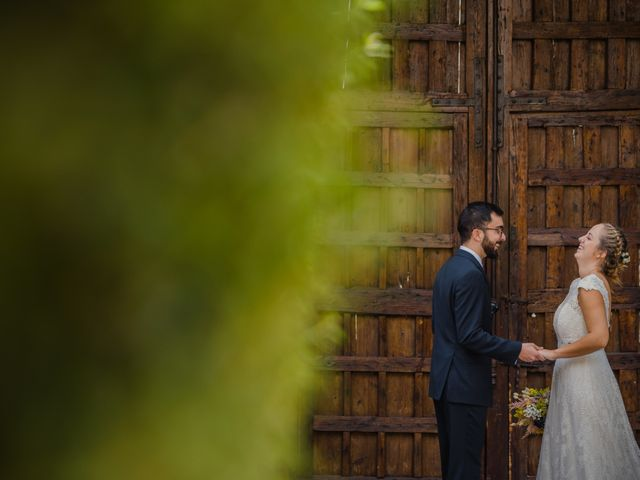 La boda de Patricia y Pedro en Boadilla Del Monte, Madrid 49