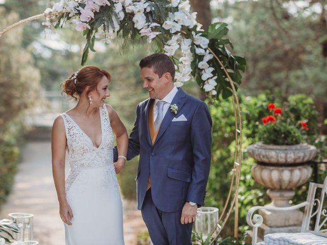 La boda de Carlo y Nathalye