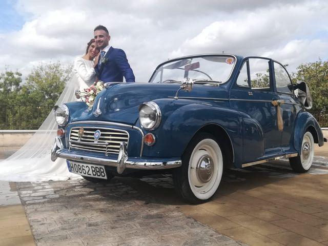 La boda de Azahara y Luis