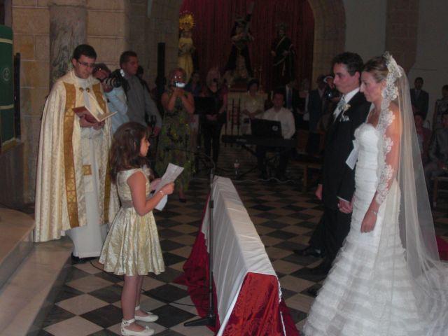 La boda de Enrique y Lucía en Vejer De La Frontera, Cádiz 1