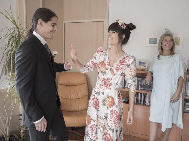 La boda de Guille y Mavi en Topas, Salamanca 3