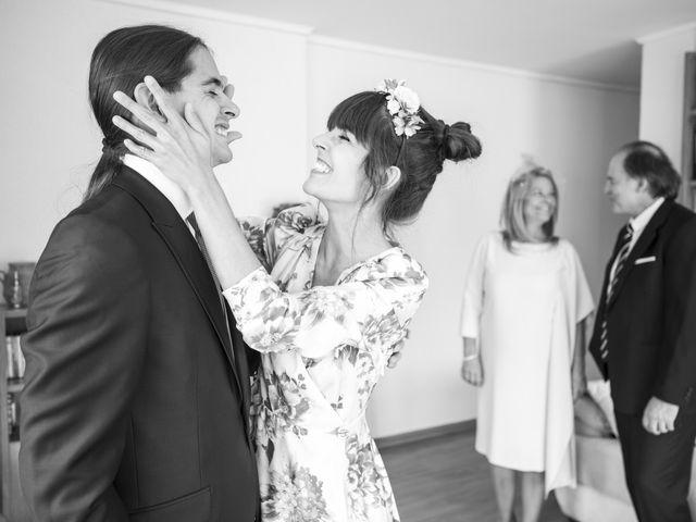 La boda de Guille y Mavi en Topas, Salamanca 5