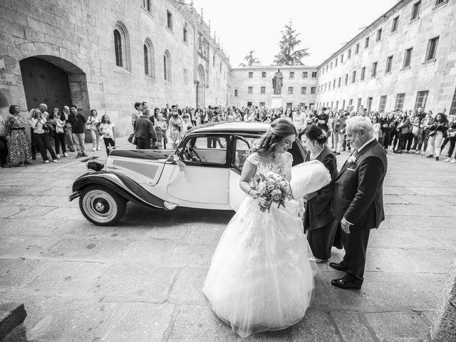 La boda de Guille y Mavi en Salamanca, Salamanca 13